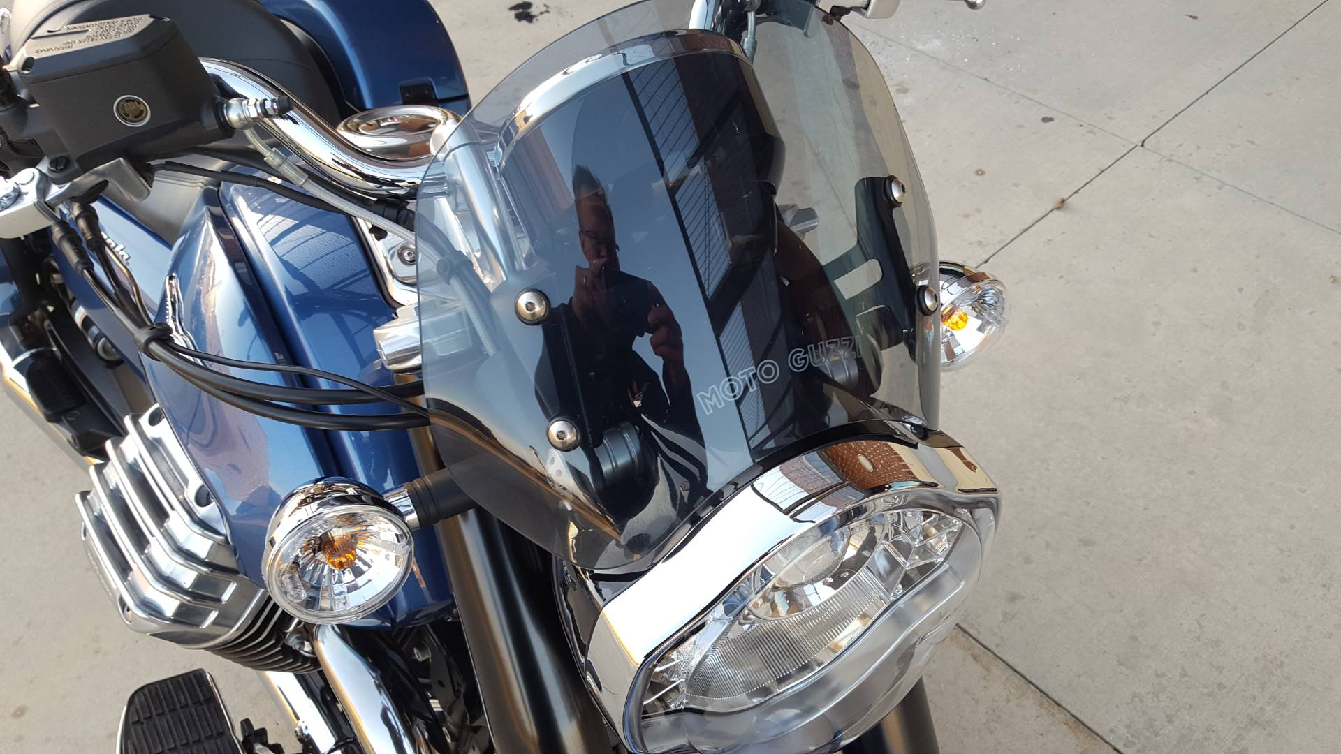 2015 Moto Guzzi California 1400 Custom ABS in Saint Charles, Illinois