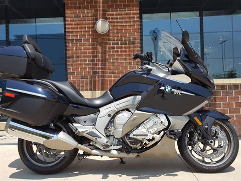 2012 BMW K 1600 GTL in Saint Charles, Illinois