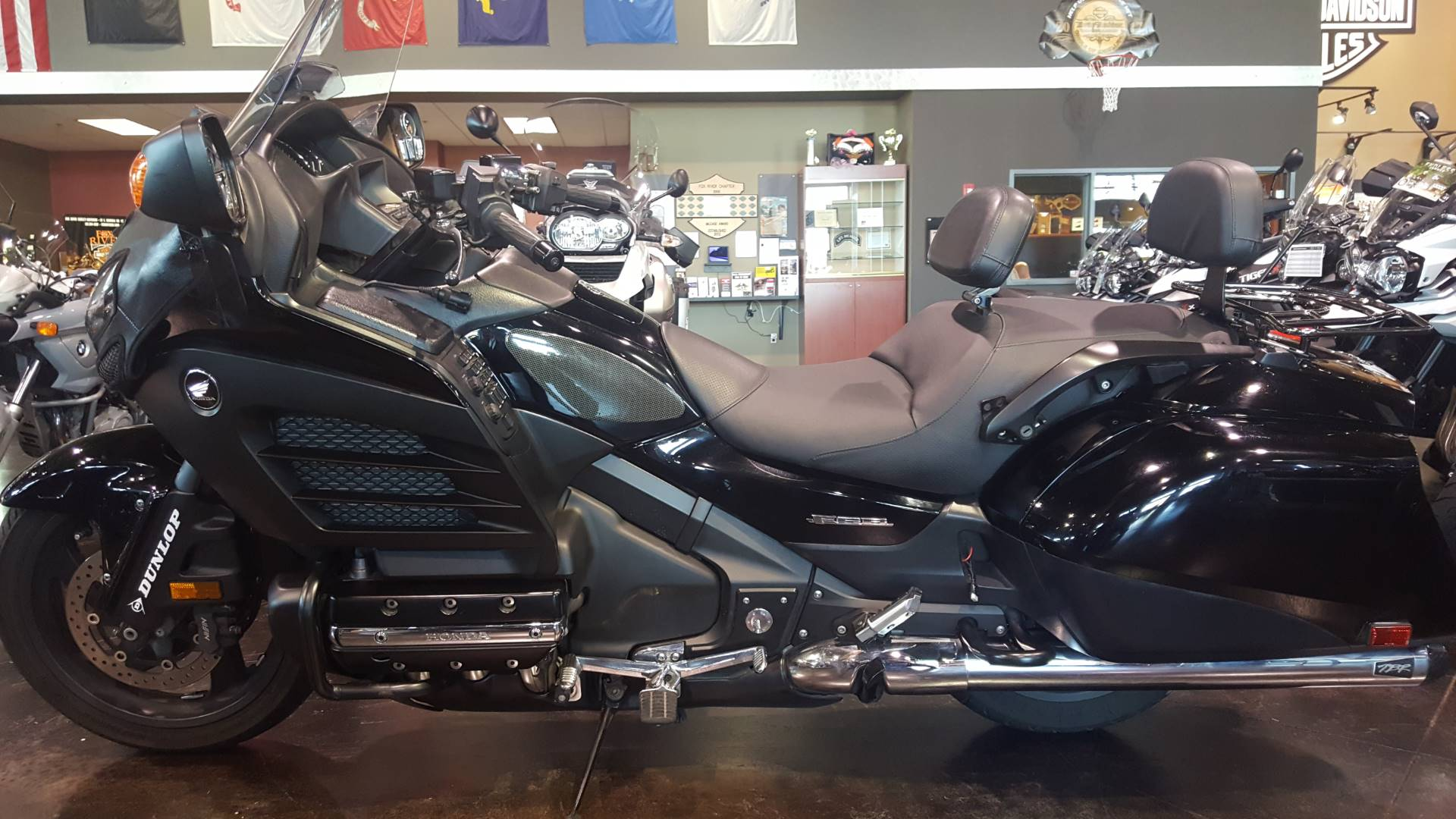 2013 Honda Gold Wing® F6B Deluxe in Saint Charles, Illinois