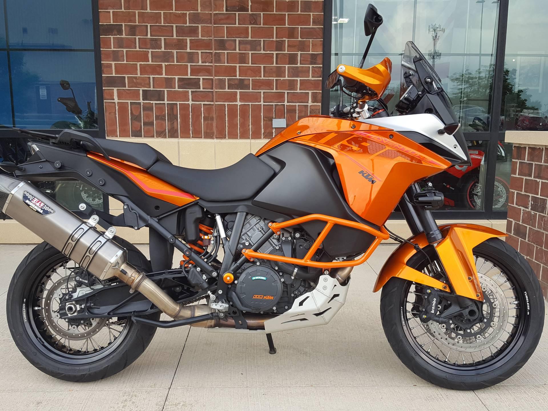2016 KTM 1190 Adventure in Saint Charles, Illinois