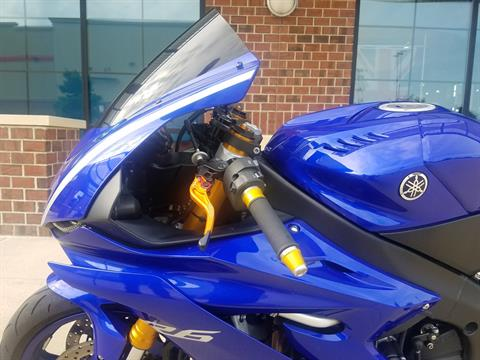 2017 Yamaha YZF-R6 in Saint Charles, Illinois