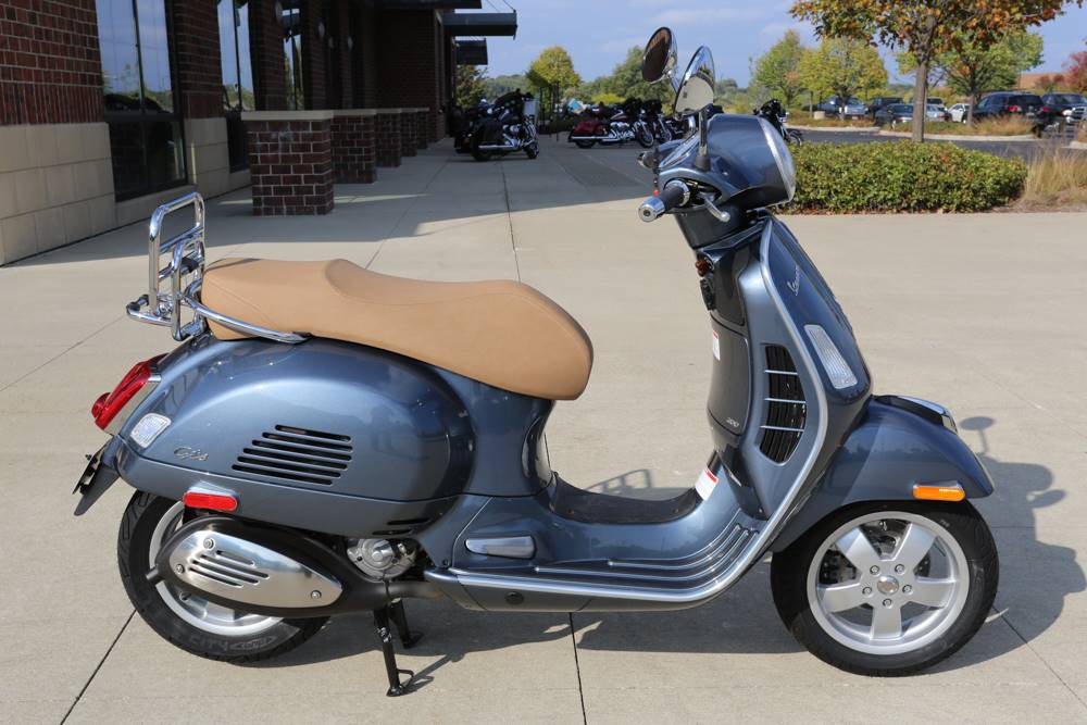 2018 vespa gts super sport 300 for sale. Black Bedroom Furniture Sets. Home Design Ideas
