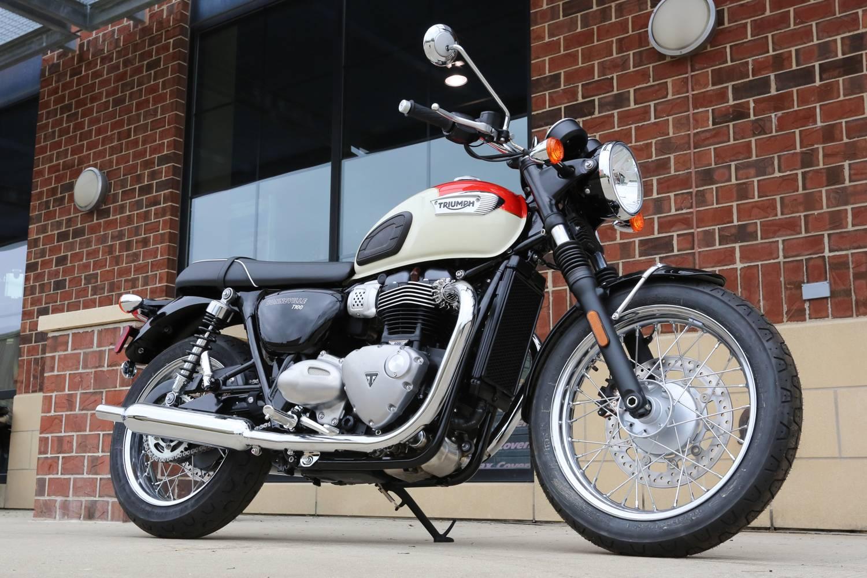 2019 Triumph Bonneville T100 Motorcycles Saint Charles Illinois