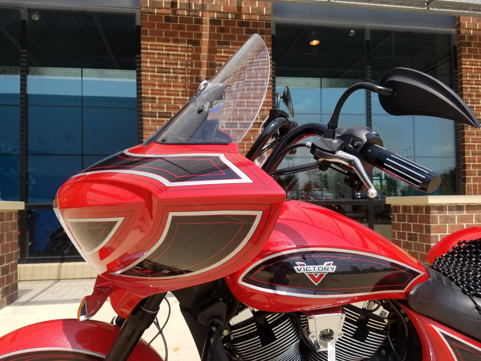 2014 Victory Ness Cross Country™ Limited Edition in Saint Charles, Illinois