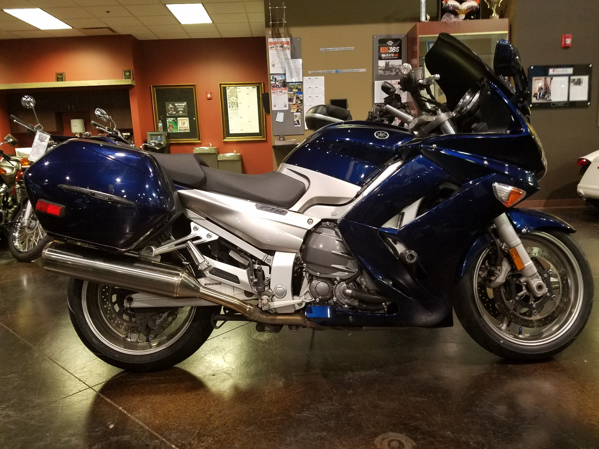 2006 Yamaha FJR 1300A for sale 37293
