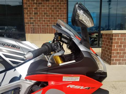 2018 Aprilia RSV4 RF in Saint Charles, Illinois
