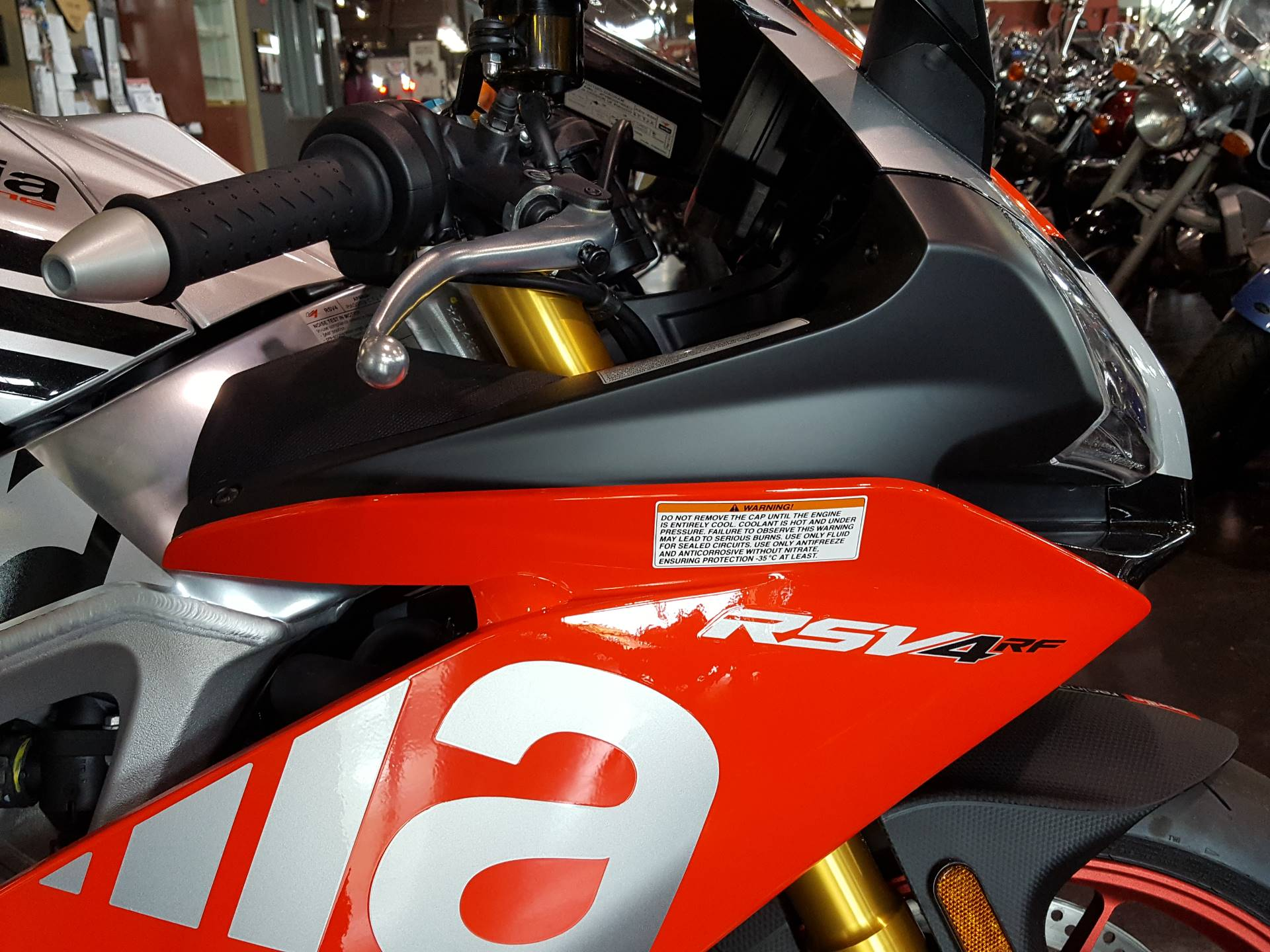 2018 Aprilia RSV4 RF in Saint Charles, Illinois - Photo 14