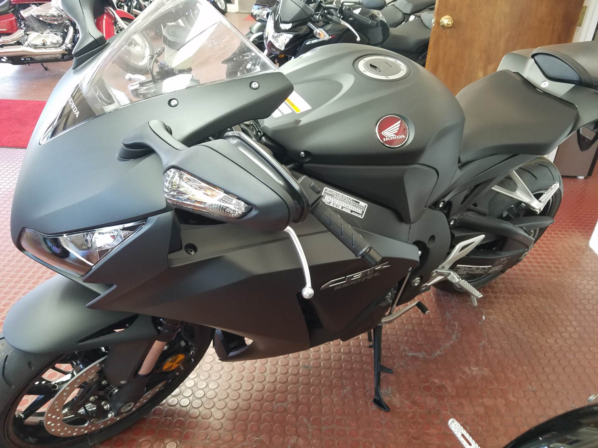 2016 Honda CBR1000RR in Norfolk, Virginia