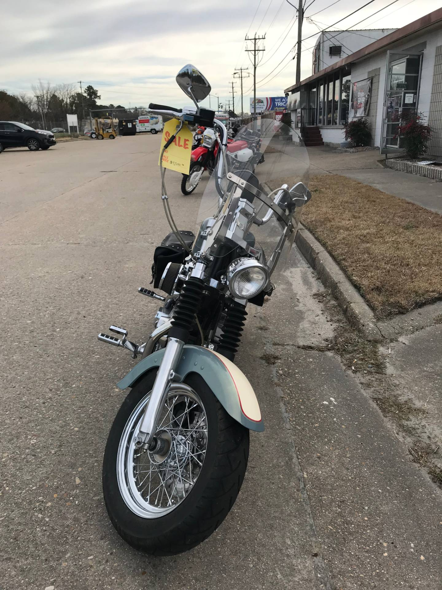 1996 Harley-Davidson XL 1200S Sportster in Norfolk, Virginia