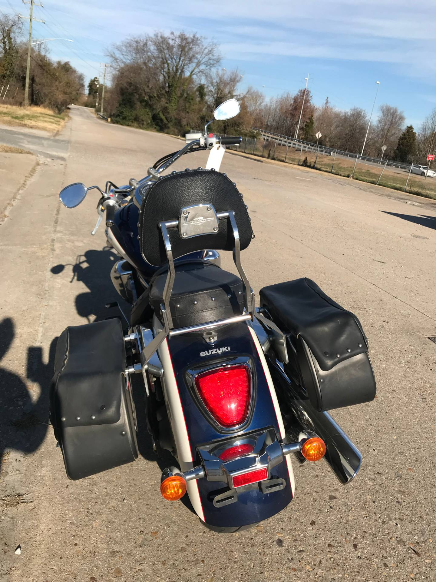 2008 Suzuki Boulevard C109RT in Norfolk, Virginia - Photo 2