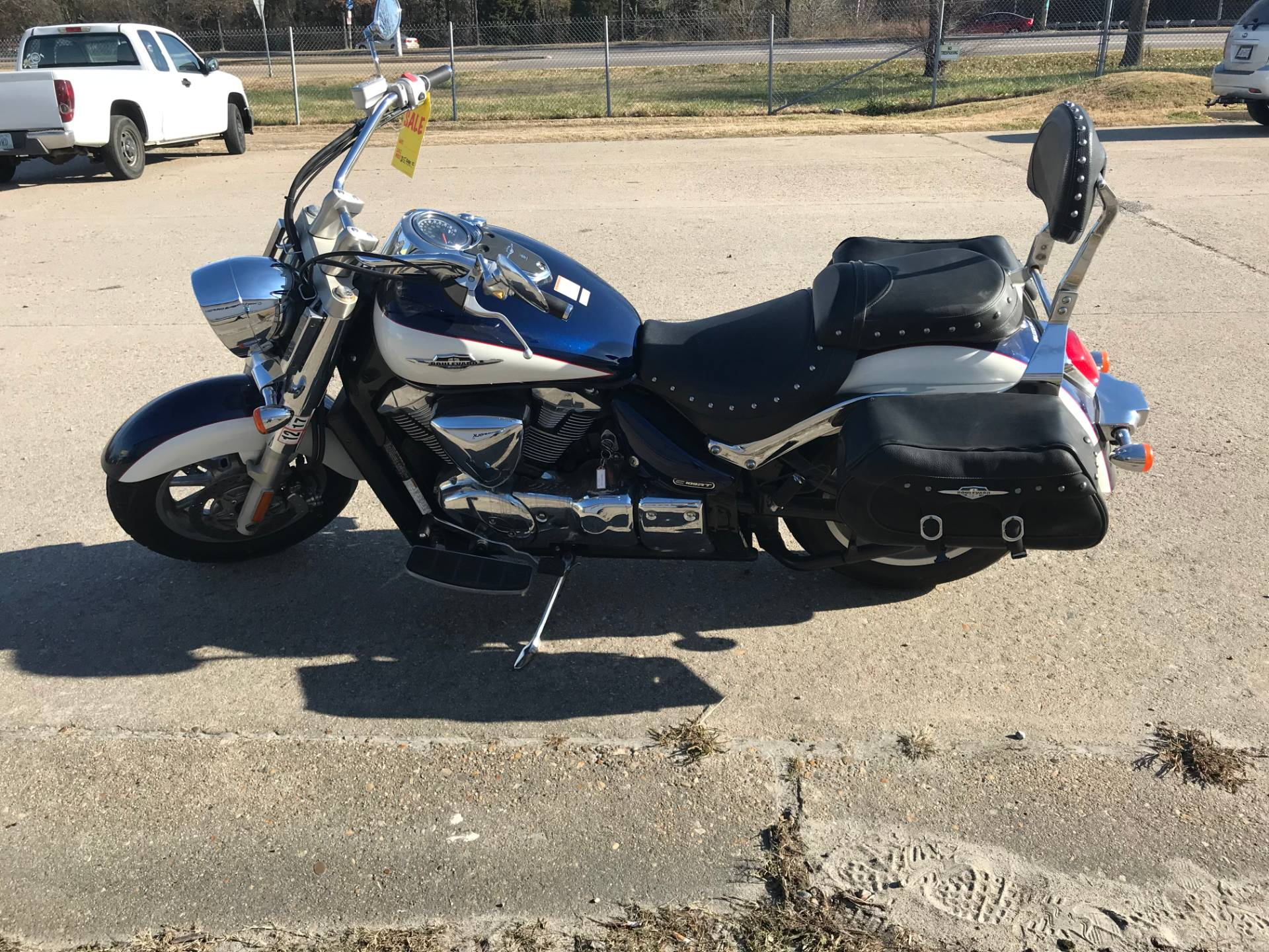 2008 Suzuki Boulevard C109RT in Norfolk, Virginia - Photo 3