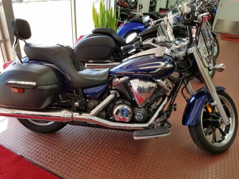 2015 Yamaha V Star 950 Tourer in Norfolk, Virginia