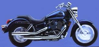 2001 Honda Shadow Sabre in Norfolk, Virginia