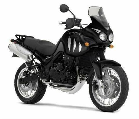 2001 Triumph Tiger in Norfolk, Virginia