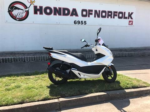 2017 Honda PCX150 in Norfolk, Virginia