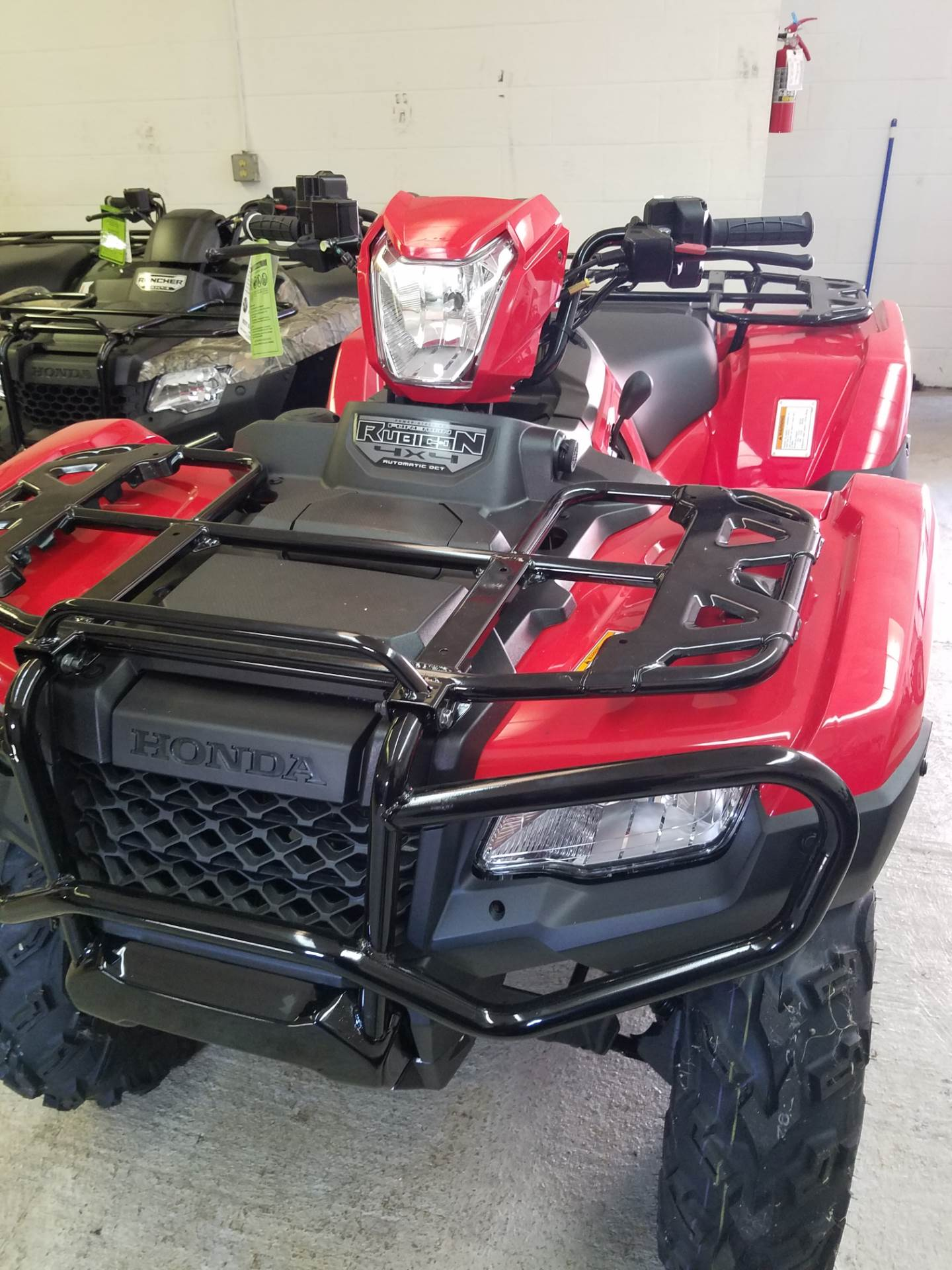 2016 Honda FourTrax Foreman Rubicon 4x4 Automatic DCT EPS in Norfolk, Virginia