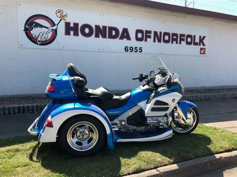 2012 Honda Gold Wing® ABS in Norfolk, Virginia