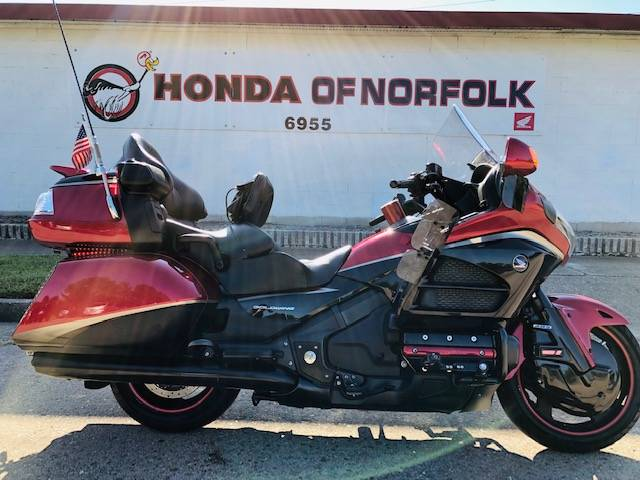 2015 Honda Gold Wing® ABS in Norfolk, Virginia - Photo 1