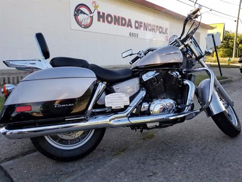 1999 Honda VT1100T in Norfolk, Virginia