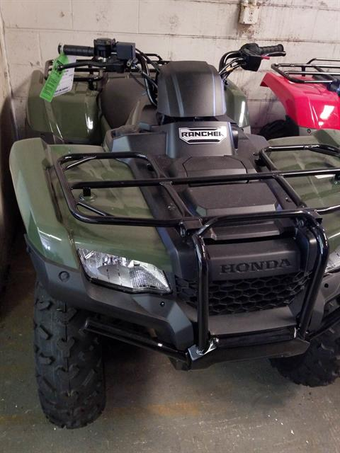 2016 Honda FourTrax Rancher in Norfolk, Virginia