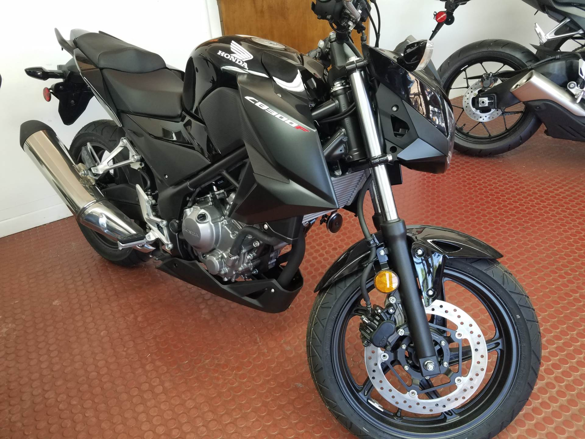 2016 Honda CB300F in Norfolk, Virginia