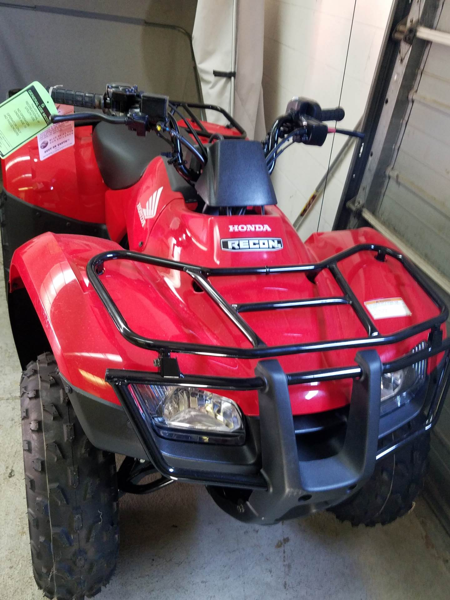 2016 Honda FourTrax Recon ES in Norfolk, Virginia