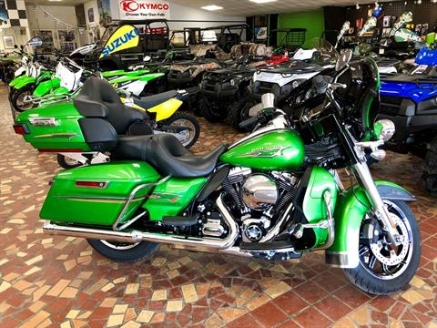 2015 Harley-Davidson Ultra Limited in Gonzales, Louisiana