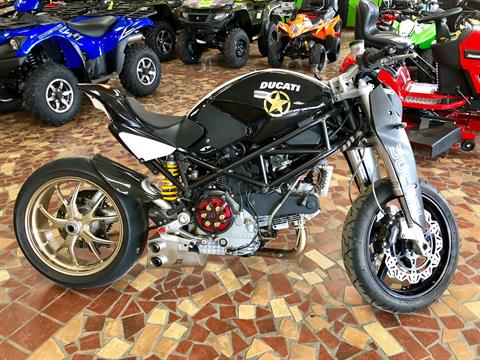 2006 Ducati Monster S2R 1000 in Gonzales, Louisiana