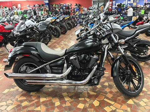 2010 Kawasaki Vulcan® 900 Custom in Gonzales, Louisiana