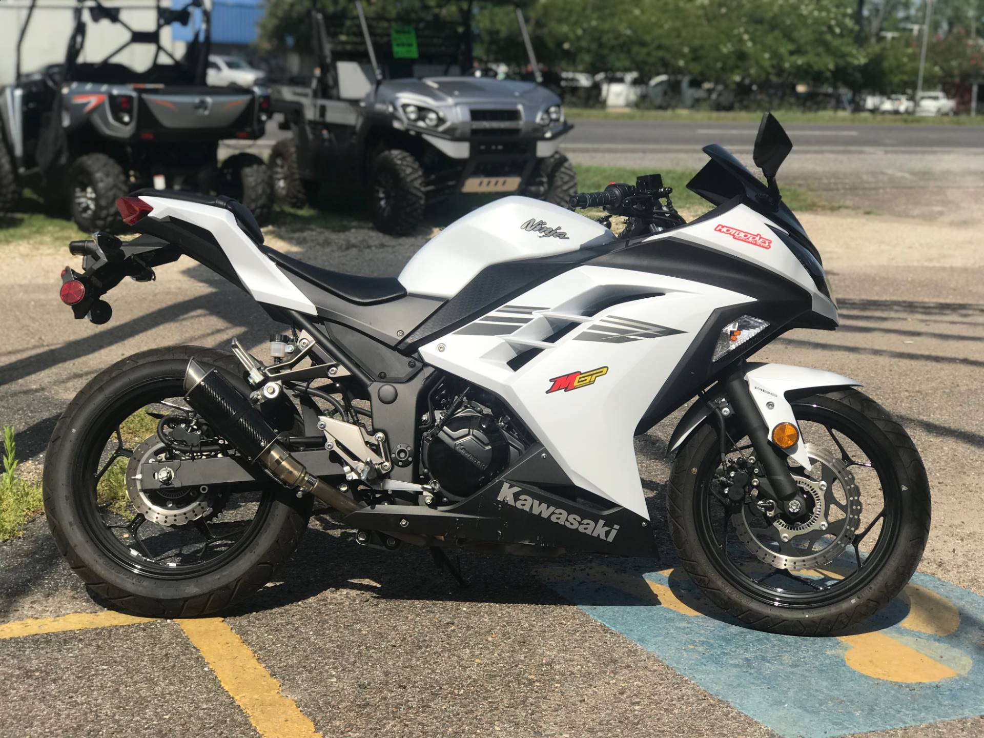 2017 Kawasaki NINJA 300 in Gonzales, Louisiana - Photo 1