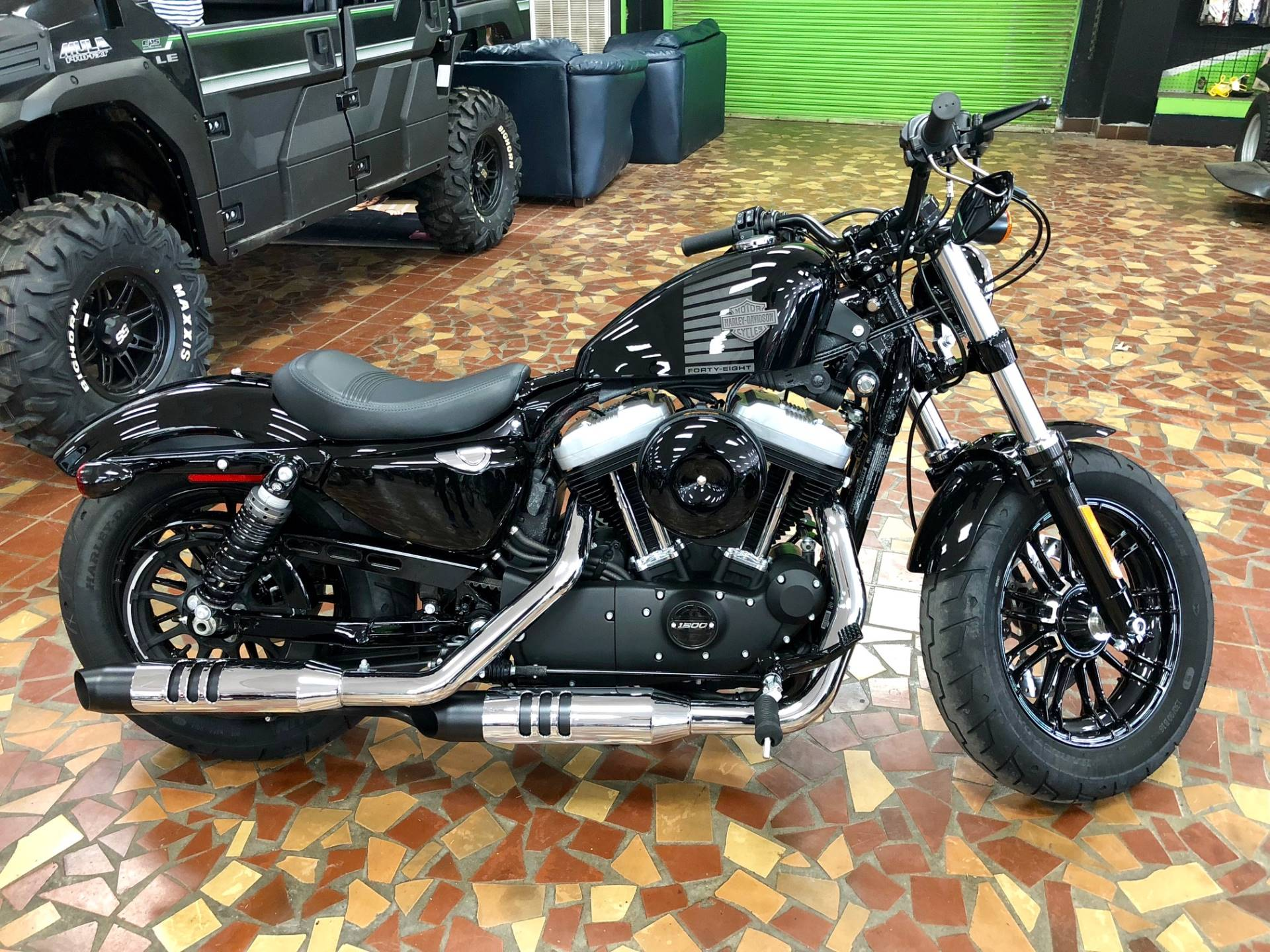 2017 Harley-Davidson Forty-Eight in Gonzales, Louisiana