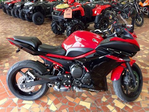 2015 Yamaha FZ6R in Gonzales, Louisiana