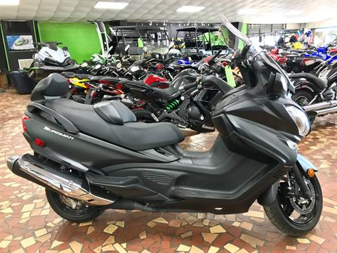 2016 Suzuki Burgman 650 Executive ABS in Gonzales, Louisiana