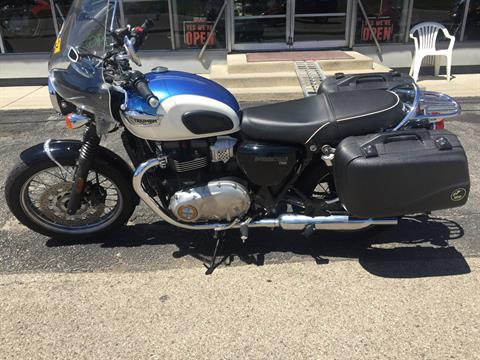 2017 Triumph Bonneville T100 in Dayton, Ohio - Photo 3