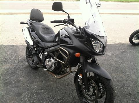 2012 Suzuki V-Strom 650 ABS Adventure in Dayton, Ohio