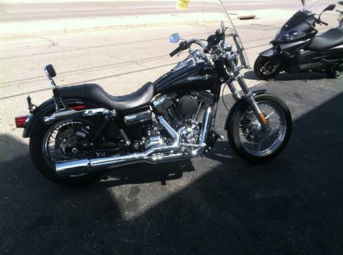 2014 Harley-Davidson Dyna® Super Glide® Custom in Dayton, Ohio