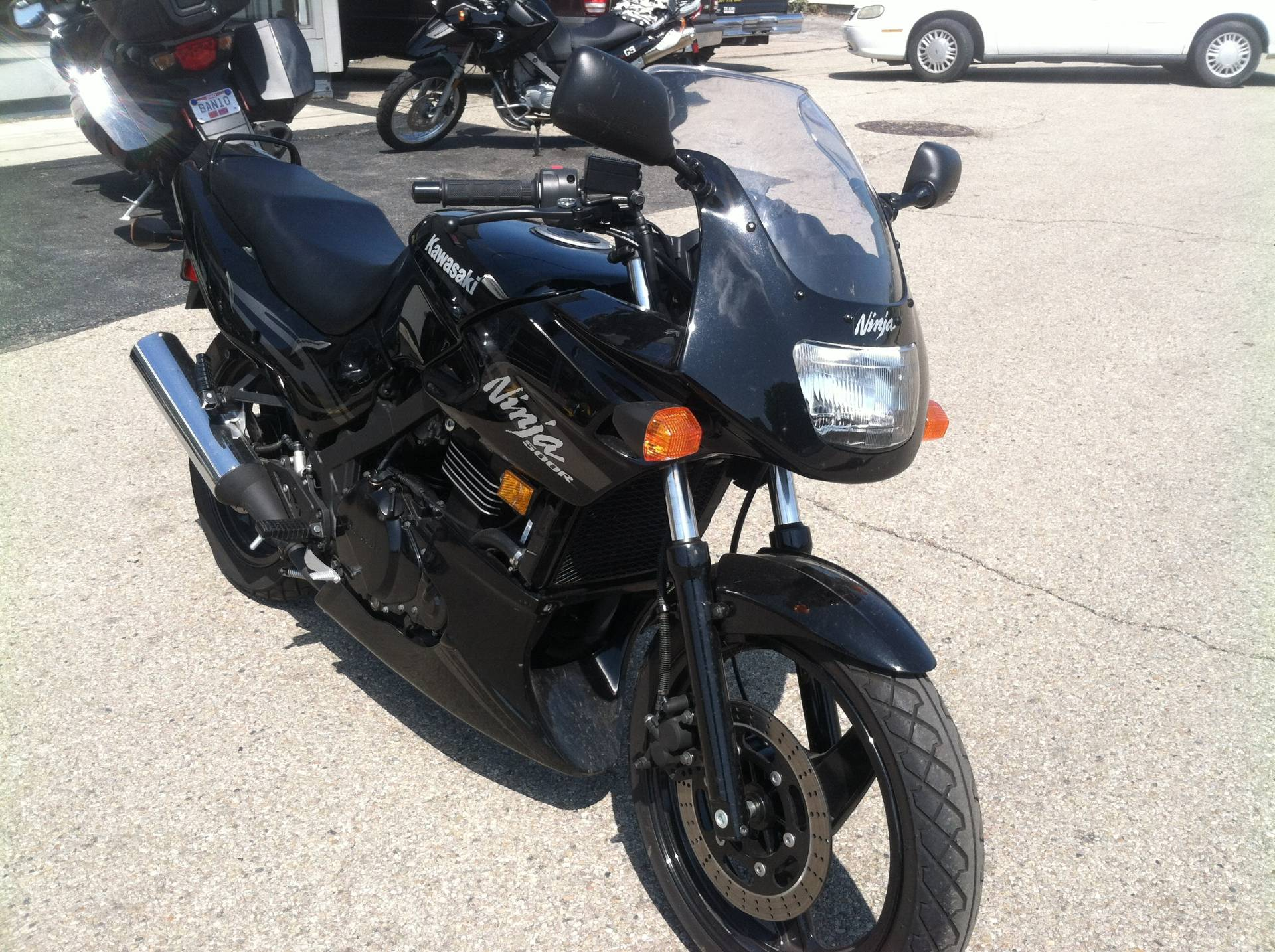 2009 Kawasaki Ninja® 500R in Dayton, Ohio - Photo 2