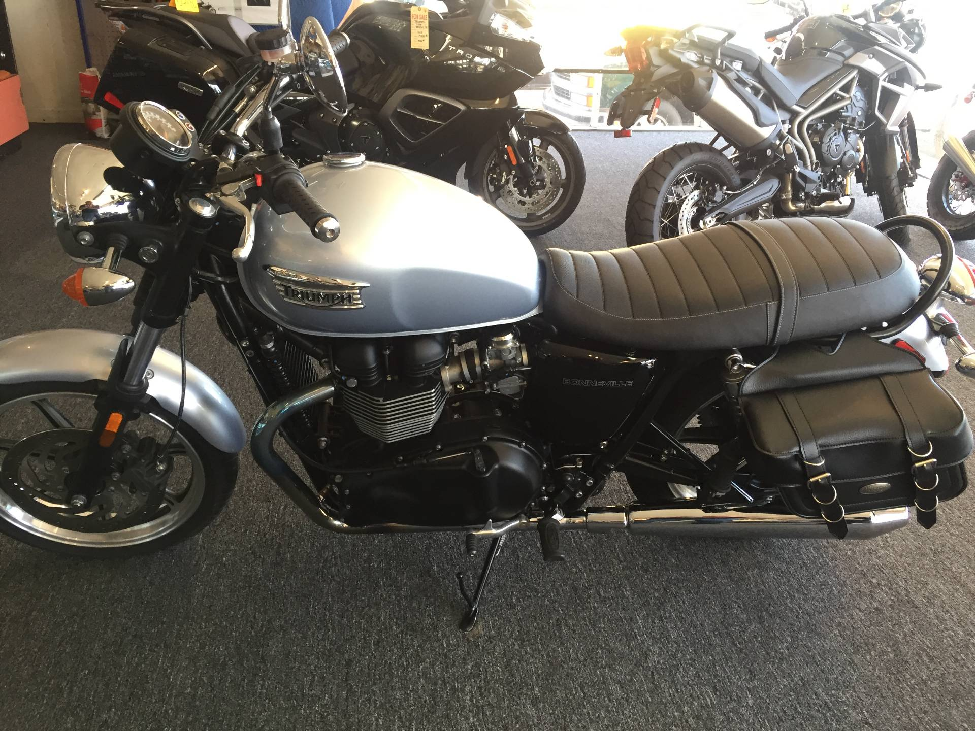 2015 Triumph Bonneville in Dayton, Ohio - Photo 3