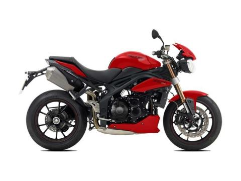 2015 Triumph Speed Triple ABS in Dayton, Ohio - Photo 1