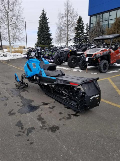 2020 Ski-Doo Summit SP 165 850 E-TEC SHOT PowderMax Light 3.0 w/ FlexEdge in Rexburg, Idaho - Photo 9