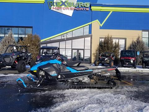 2019 Ski-Doo Summit SP 165 850 E-TEC ES PowderMax Light 3.0 w/ FlexEdge in Rexburg, Idaho
