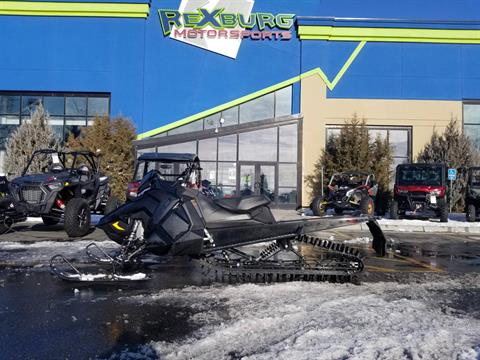 2019 Polaris 800 PRO-RMK 163 Snowcheck Select 3.0 in Rexburg, Idaho