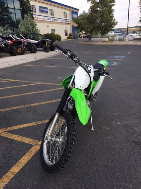 2020 Kawasaki KLX 230R in Rexburg, Idaho - Photo 5