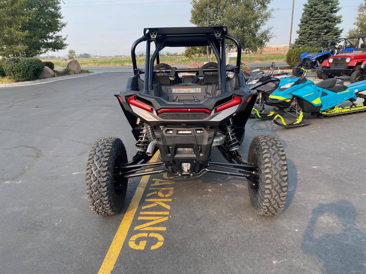 2021 Polaris RZR Turbo S in Rexburg, Idaho - Photo 9
