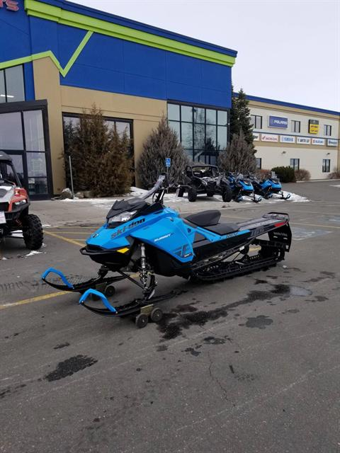 2020 Ski-Doo Summit SP 165 850 E-TEC SHOT PowderMax Light 2.5 w/ FlexEdge in Rexburg, Idaho - Photo 2