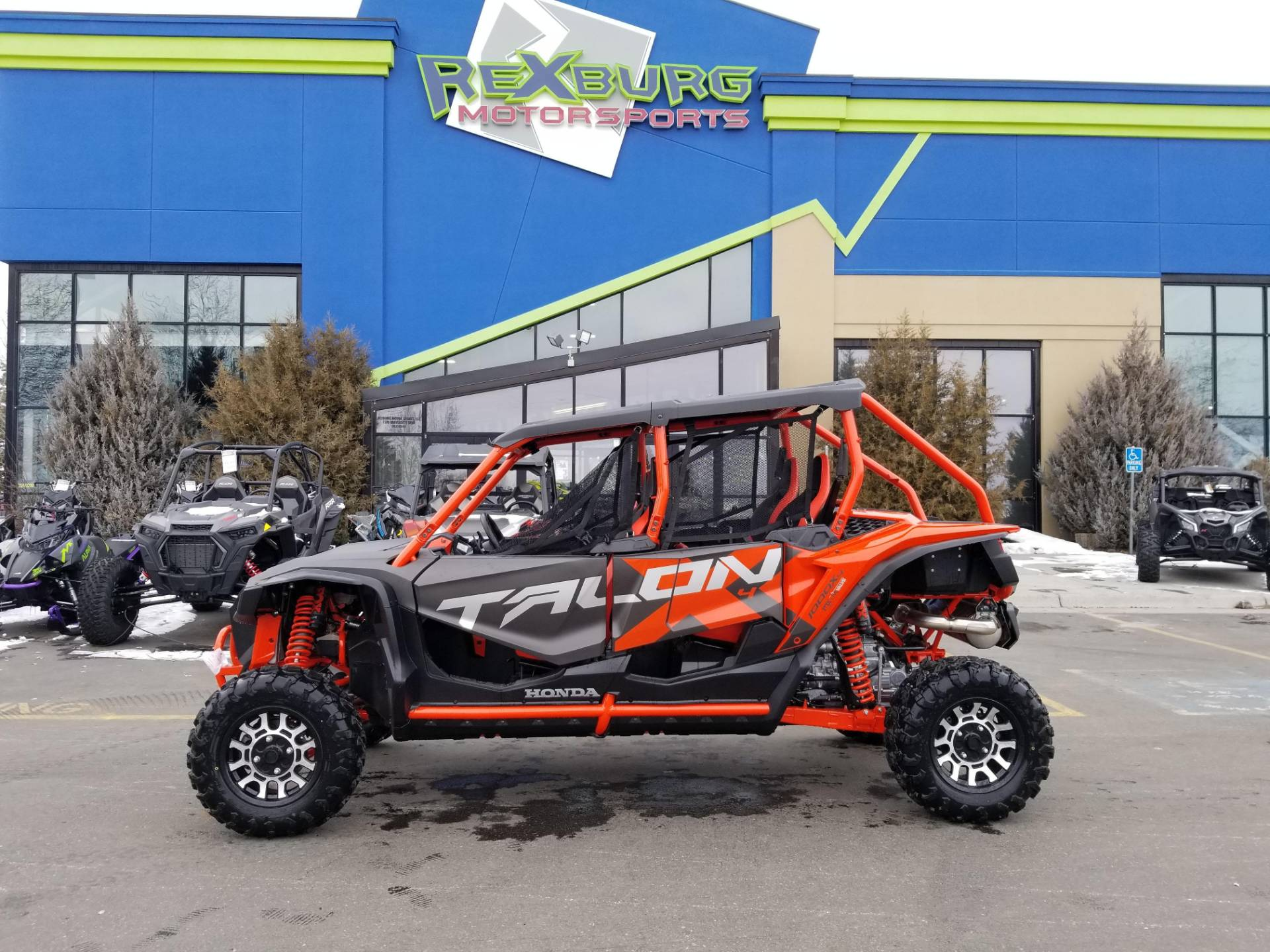2020 Honda Talon 1000X-4 FOX Live Valve in Rexburg, Idaho - Photo 1