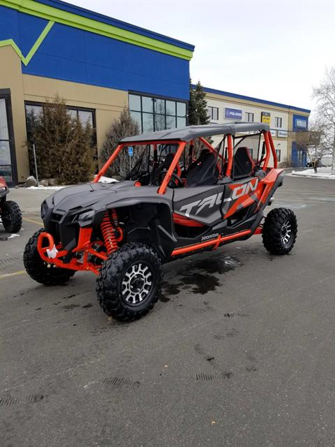2020 Honda Talon 1000X-4 FOX Live Valve in Rexburg, Idaho - Photo 2
