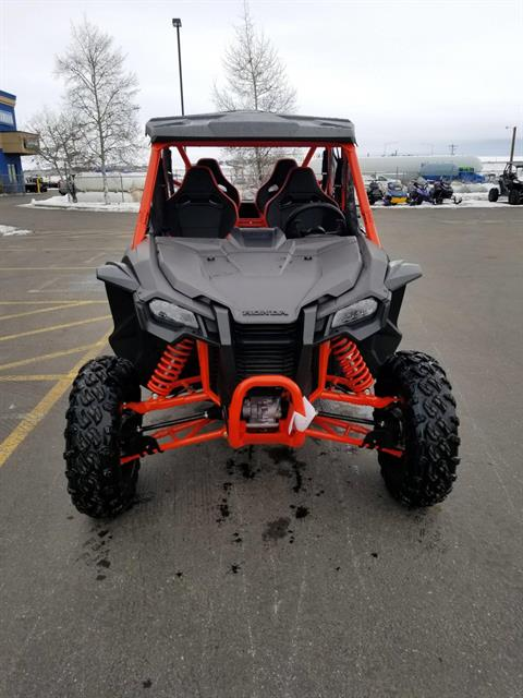 2020 Honda Talon 1000X-4 FOX Live Valve in Rexburg, Idaho - Photo 4