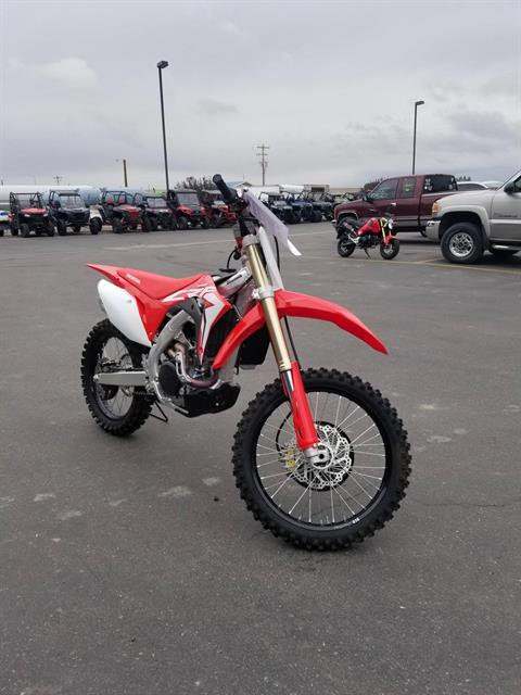 2019 Honda CRF450R in Rexburg, Idaho - Photo 5