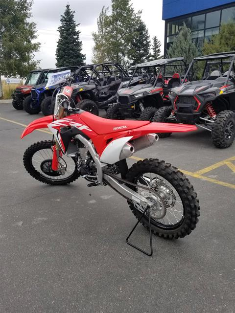 2019 Honda CRF450R in Rexburg, Idaho - Photo 8
